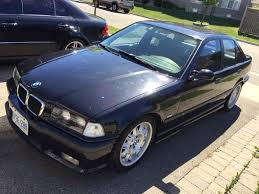 bmw e36 m3 4 door 1997 bmw e36 m3 sedan 4 door cars trucks mississauga