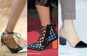 fall winter 2016 2017 shoe trends fashionisers