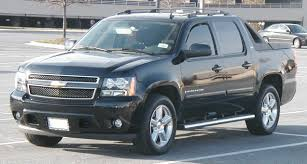 2008 chevrolet avalanche information and photos zombiedrive