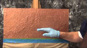 texture paint and metal coatings youtube