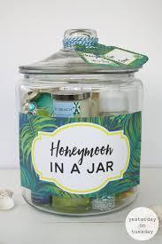 wedding gift honeymoon honeymoon in a jar yesterday on tuesday
