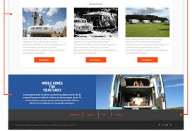 motor website motorhomes joomla car dealer template