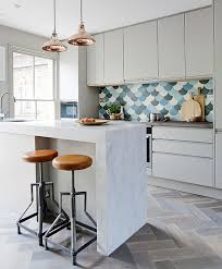 kitchen splashback tiles ideas caberet tile splashback in mahoney kitchen cucina