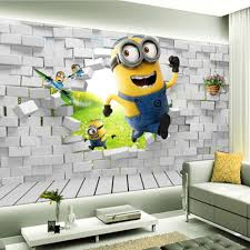 Wallpaper For Kids Room Mural Wallpaper Picture More Detailed Picture About Large 5d