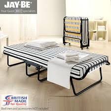 Jaybe Folding Bed Jaybe Winchester Folding Bed With Airflow Mattress Single