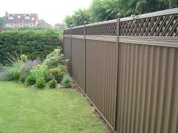 Garden Fencing Ideas Uk 10 Garden Fence Ideas That Truly Creative Inspiring And Low