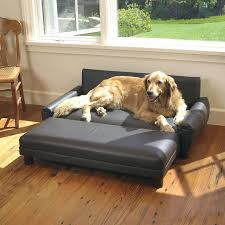 pet ottoman den dog bed house cat comfy enclosed animal bench home