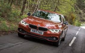 Most Comfortable Car To Drive Bmw 4 Series Coupé Review Can It Beat Rivals From Audi And Mercedes