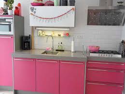 pink kitchen ideas pink kitchen interior design decosee com