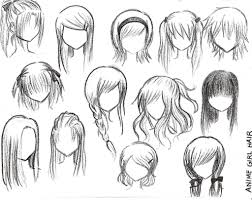 hhort haircut sketches for man anime girls hairstyles hairstyle for women man