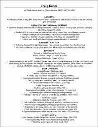 Good Summary Of Qualifications For Resume Examples by Examples Of Good And Bad Resumes Template Design 5 Bad Resume