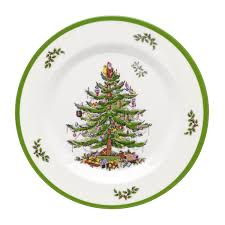 spode tree salad plates rainforest islands ferry