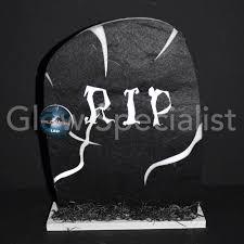 halloween decoration led tombstone r i p glow specialist glow