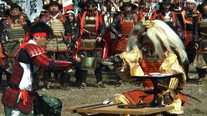 10 tokyo warriors japanese samurai battle draws unusual warriors