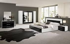 modèle de chambre à coucher best chambre a coucher moderne noir et blanc ideas design trends