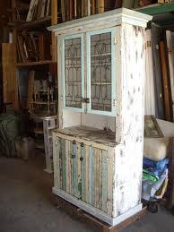 Old Kitchen Furniture Repurposed Kitchen Cabinets Kitchen Idea