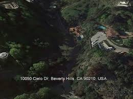 10050 cielo drive floor plan my love of old hollywood hollywood at home rudolph valentino s