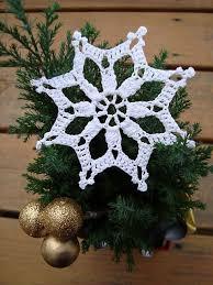 best 25 free crochet snowflake patterns ideas on