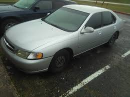 Nissan Altima 1999 - cash for cars rio rancho nm sell your junk car the clunker junker