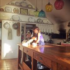 jamie at home kitchen design jamie oliver and jools family home take a look inside photo 1