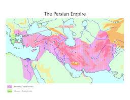Persia Map The Persian Empire U2013 Critical Explorers