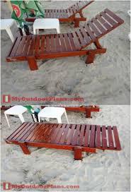 Diy Lounge Chair 5 Elegant Sunbathing Loungers You Can Diy Free Plans Diy U0026 Crafts