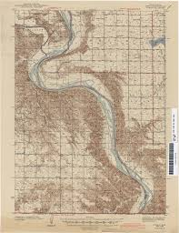 Map Of Sd South Dakota Historical Topographic Maps Perry Castañeda Map
