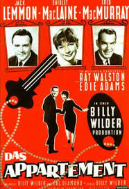 the apartment the apartment 1960 pretty clever films