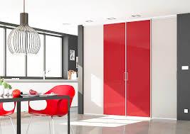 porte de placard de cuisine portes de placard coulissantes de cuisine sur mesure