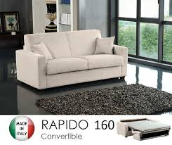 canap convertible couchage permanent canapé convertible couchage quotidien rapido beau canape lit 3 4