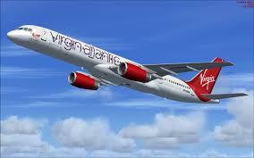 virgin atlantic boeing 757 200 for fsx