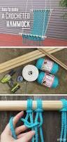 Used Home Decor How To Make A Macrame Hammock Crochet Hammock Macrame And Inline