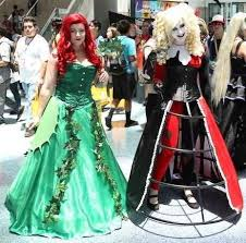Poison Ivy Halloween Costume Ideas 132 Joker Harley Quinn Poison Ivy Images
