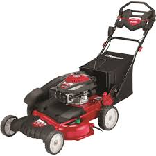 free shipping u2014 troy bilt extra wide self propelled mower u2014 195cc