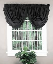 Fishtail Swags Valances Sturbridge Fishtail Lined Swags Dresses Up Windows And Adds Just