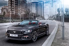 ford mustang europe price 2015 ford mustang prices for european markets revealed
