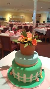 wendy woo cakes a flower garden