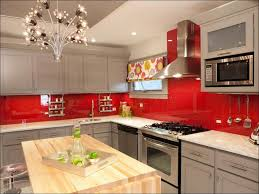 kitchen red and gray kitchen antique kitchen cabinets for sale