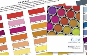 best sign systems choose sign colors free color chart 128