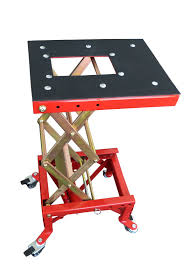 motocross pedal bike universal dirt bike scissor lift stand motocross motorcycle