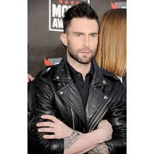 best mens leather motorcycle jacket adam levine leather jacket