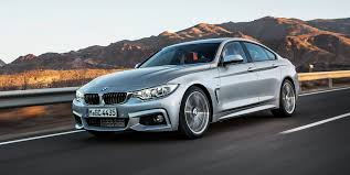 bmw 4 series gran coupe four door hatchback revealed photos 1