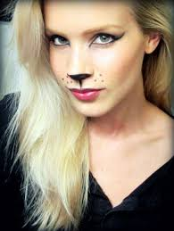 easy cat halloween makeup bridal makeup and photo shoot face makeup ideas