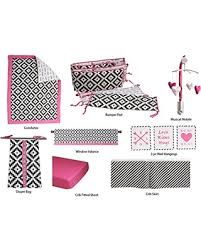 Nursery In A Bag Crib Bedding Set Tis The Season For Savings On Bacati 10 Nursery