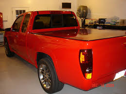 Chevy Colorado Bed Cover Tonneau Cover Hard Shell Submit Your Pics Chevrolet Colorado