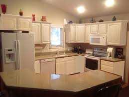 painting over oak kitchen cabinets kitchen cabinets leave honey oak or paint white mocked up photo