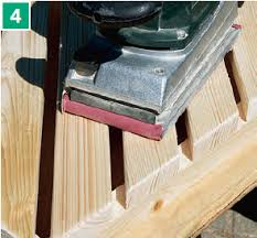 Patio Table Wood Making A Patio Furniture Table And Bench Set Rockler How To