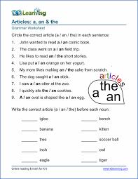 grammar worksheets printable worksheets