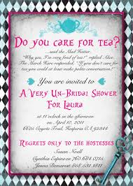 whimsique designer invitations u0026 stationery a very un bridal shower