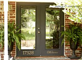 personalize your front door with paint colors this old house